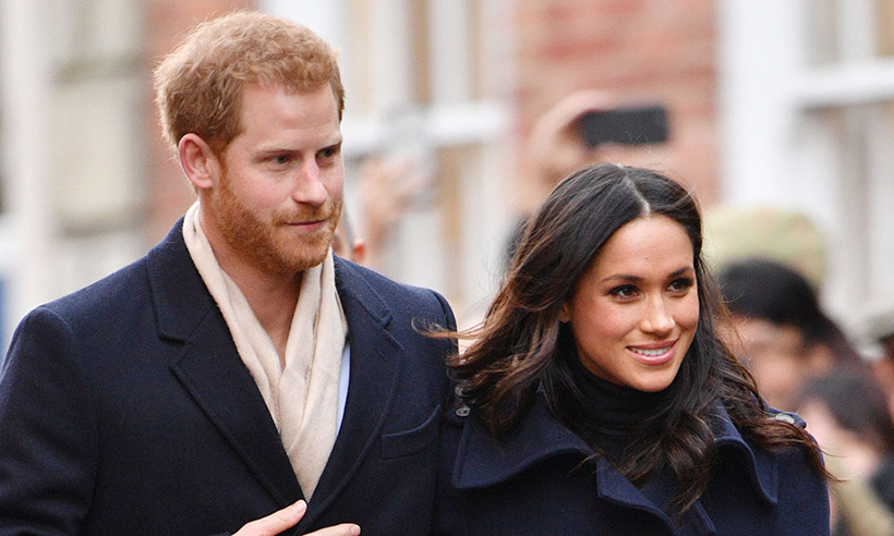Windsor hotel rooms sell out for Prince Harry and Meghan Markle's wedding day