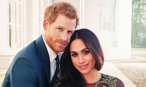 Meghan Markle and Prince Harry's engagement pictures