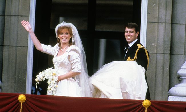 sarah and prince andrew relationship