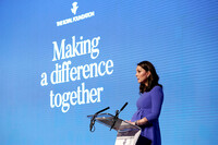 kate middleton bump speech