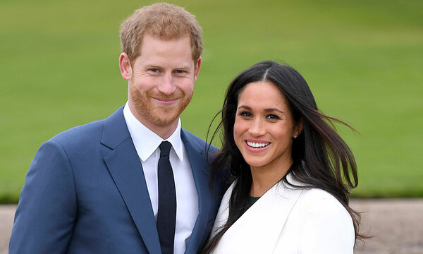 Meghan Markle has been baptised at Kensington Palace