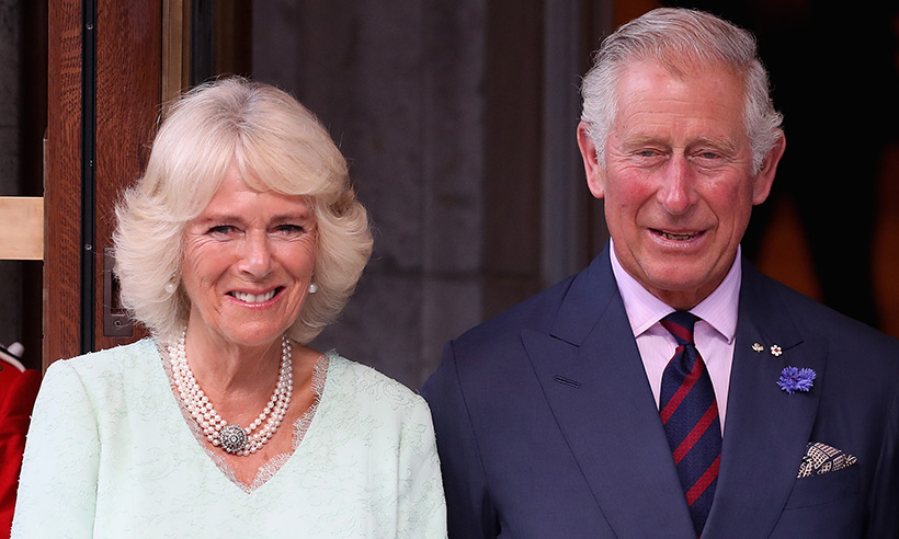 Clarence House Removes Future Title Of The Duchess Of Cornwall