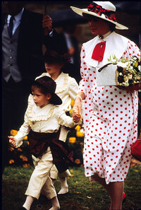 prince harry pageboy earl spencer wedding