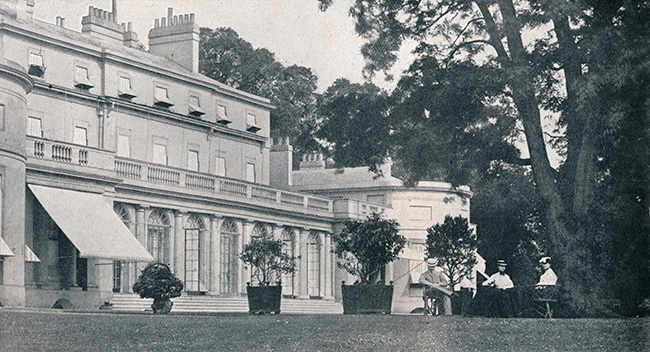A look at Frogmore House, Windsor