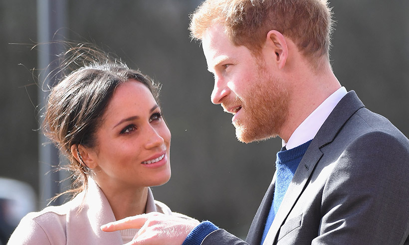 Meghan Markle and Prince Harry take on Belfast: see all the photos