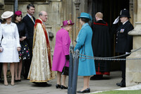 royal family easter church service2