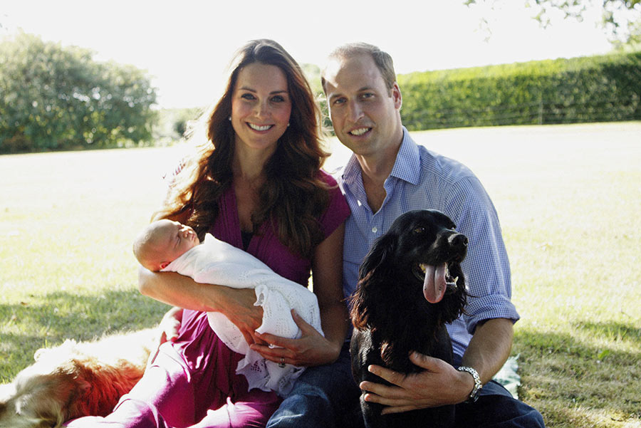kate-middleton-prince-george-baby-garden