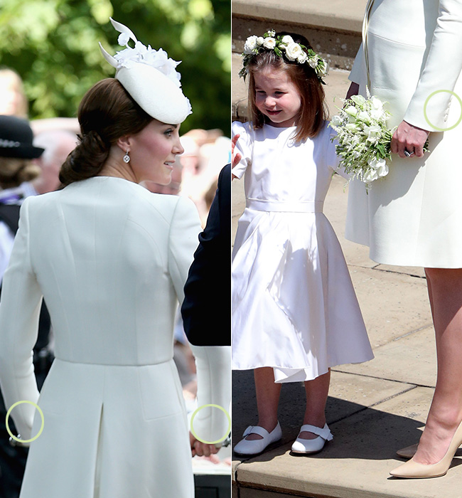 Kate Middletons royal wedding dress was not recycled