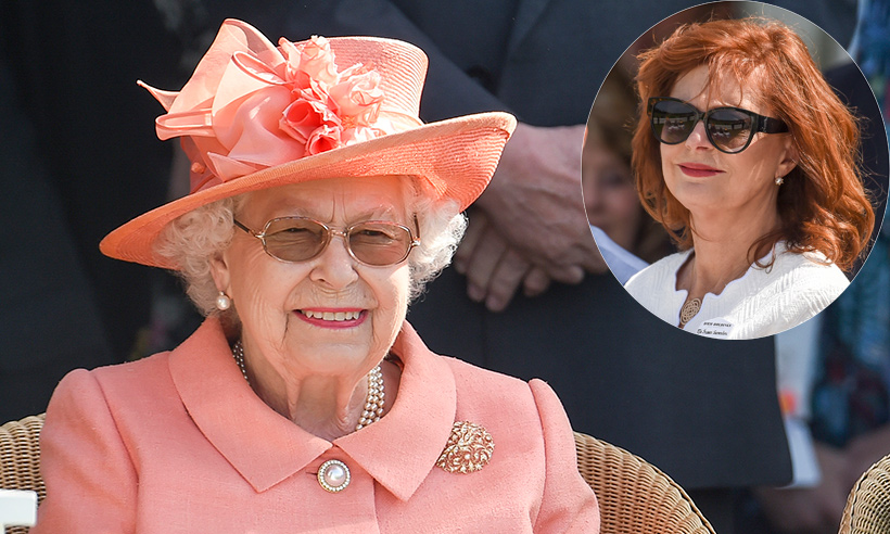 This celebrity broke royal protocol when meeting the Queen and it's kind of iconic images
