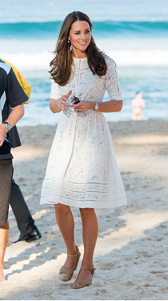 kate middleton on tour in australia