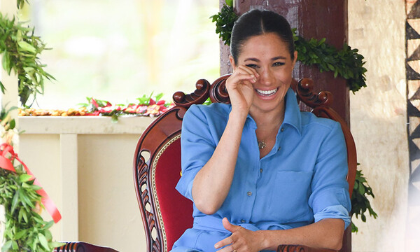 meghan markle laughing mosquito song