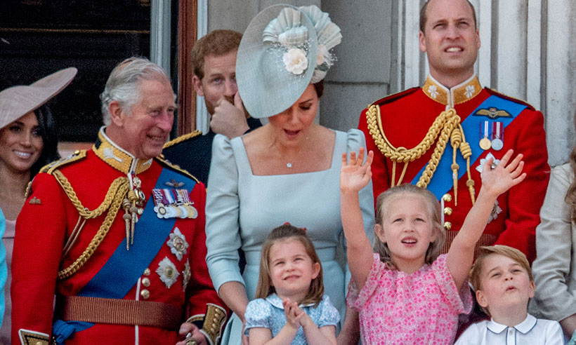 Prince-Charles-grandchildren-trooping-the-colour