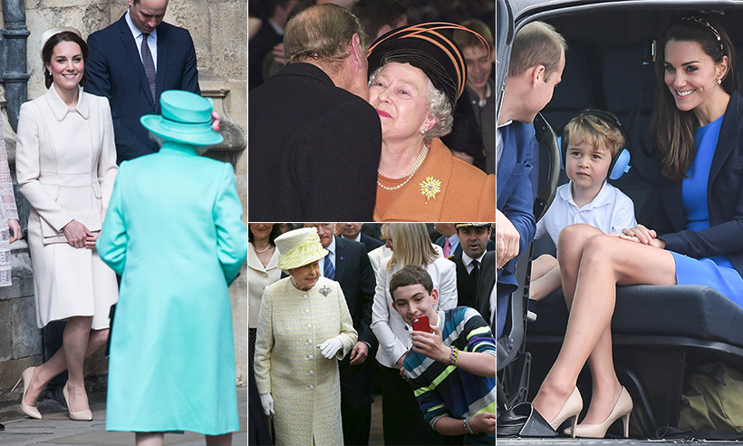 Rules the royal family have to follow, from bowing and curtseying to taking selfies