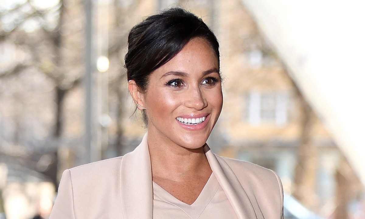 You Won T Believe The First Gift Meghan Markle Received At