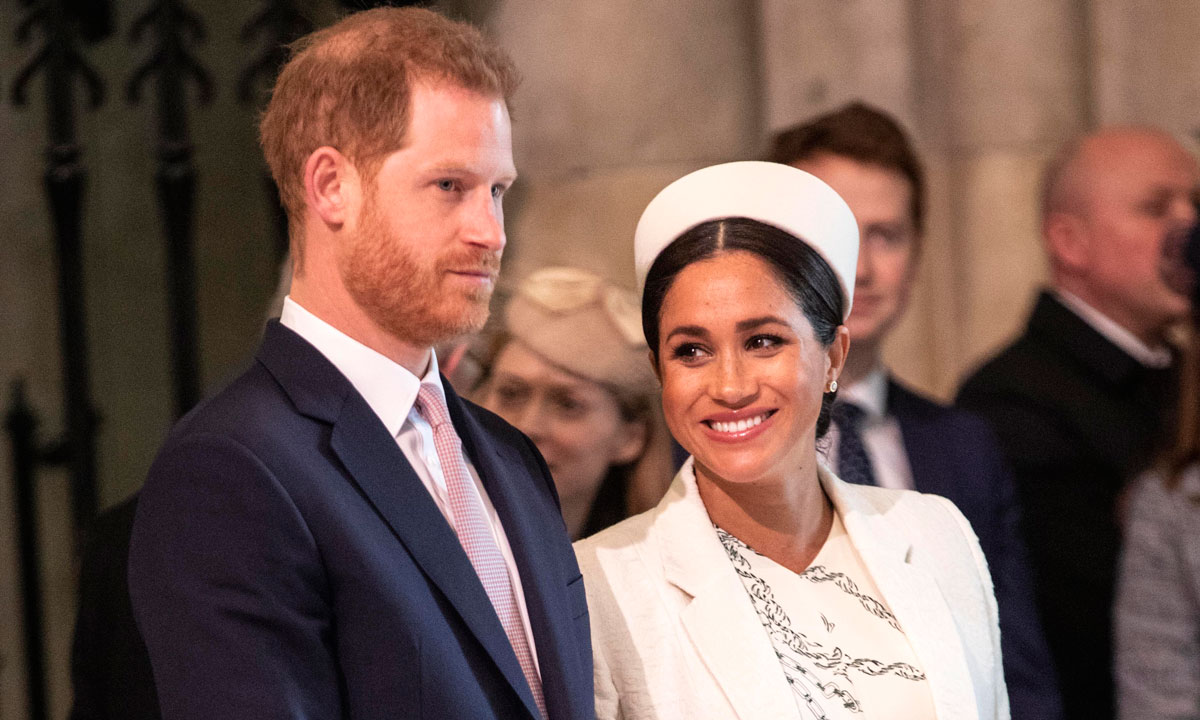 Did Prince Harry Just Confirm That Meghan Markle Is On