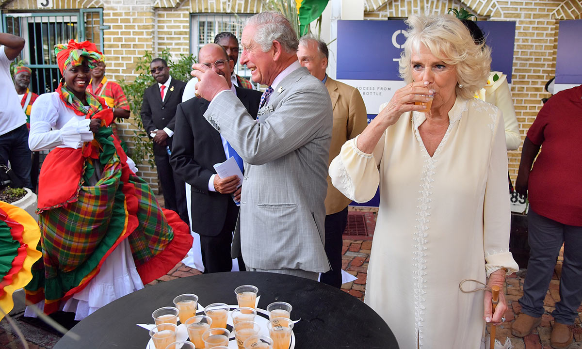 prince charles and camilla in cuba