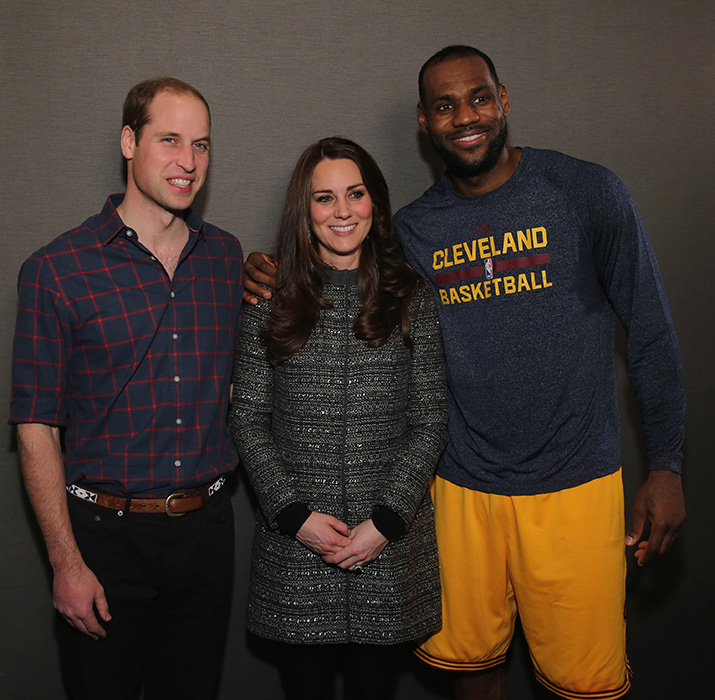 kate middleton basketball