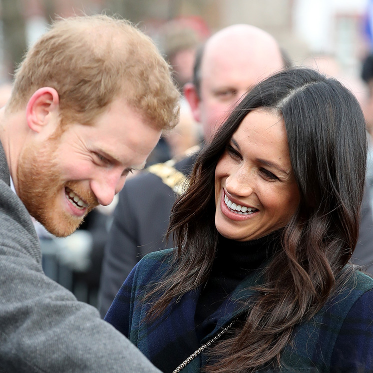 Prince Harry and Meghan Markle's sweetest moments captured on camera