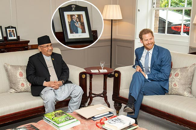 harry-and-nepal-prime-minister