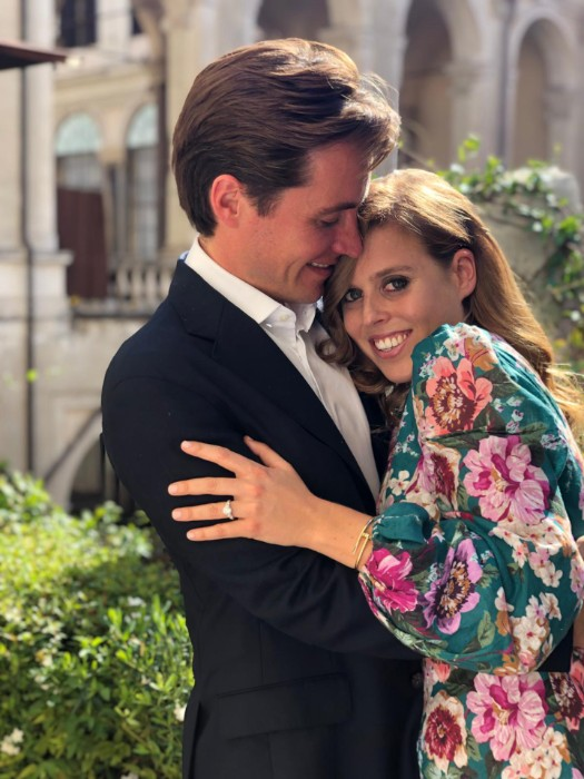 princess-beatrice-engagement-photo
