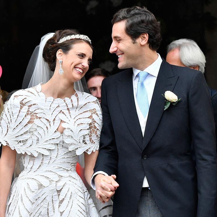 Gallery: ALL the royal guests at Prince Jean-Christophe Napoleon Bonaparte's stunning wedding