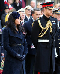 meghan harry westminster abbey