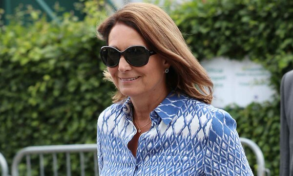 How Kate Middleton's Mother Carole Celebrated Her 65th