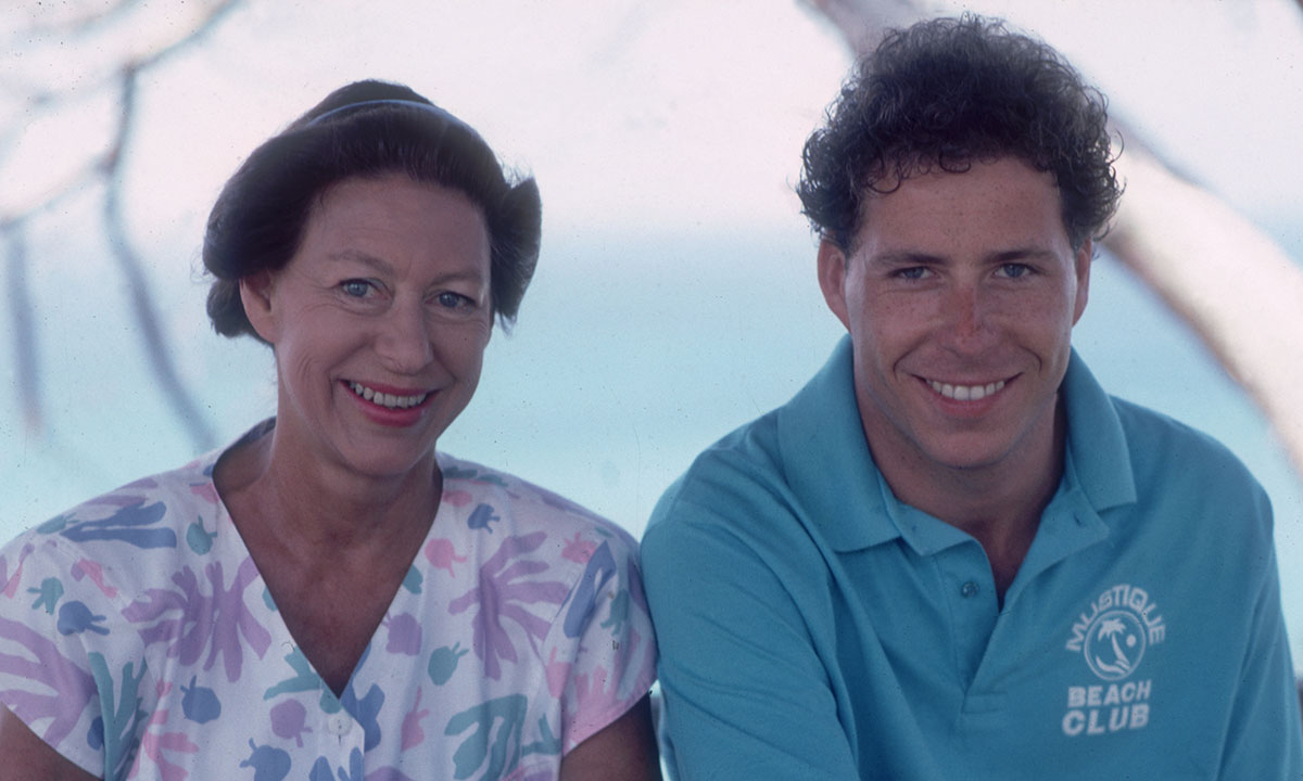 Who is David Armstrong-Jones? Everything you need to know about Princess Margaret's son