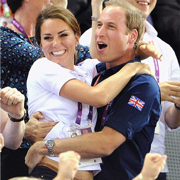 When royals get caught up in the Olympic spirit - see 11 incredible photos