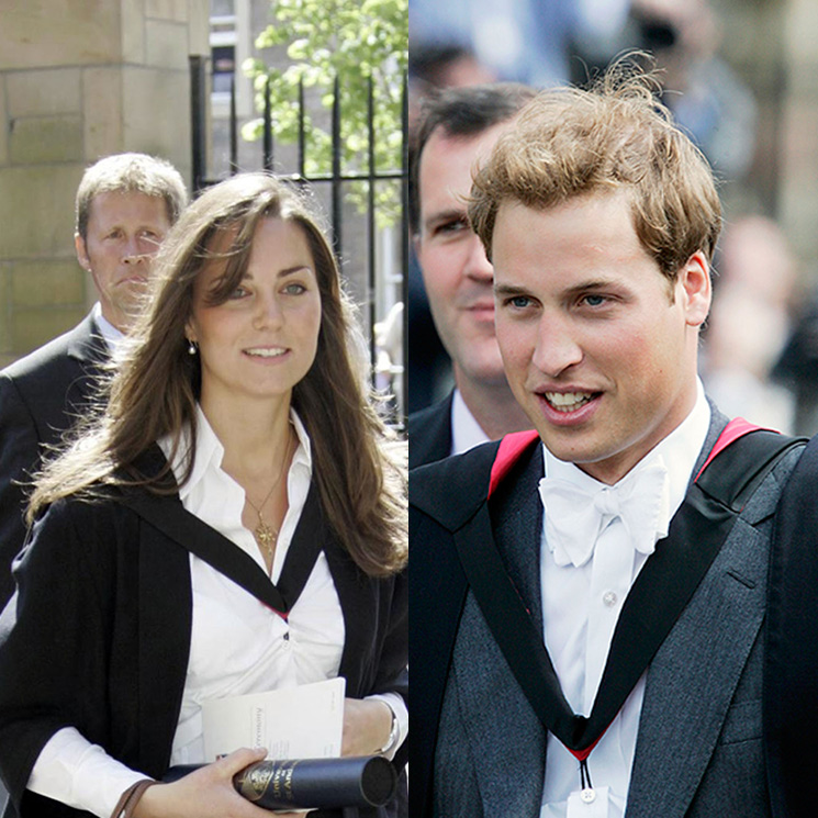 Where the royals went to school and university