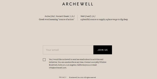 archewell