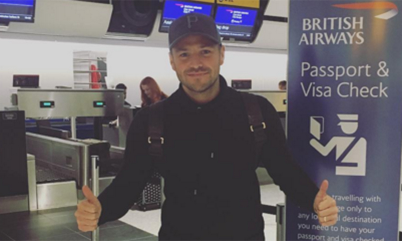 Mark Wright heads to South Africa: 'Michelle I'm coming for ya!'