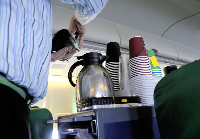 coffee-on-plane
