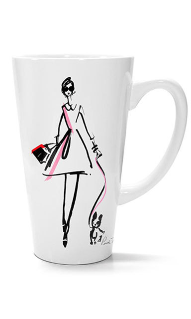 PINK TARTAN AND KEURIG MUG: Designed by Kimberley Newport-Mimran, this limited-edition mug is the perfect gift for the stylish coffee drinker as well as the do-gooder: 100 per cent of the proceeds go to Toronto East General Hospital Foundation. (Keurig.ca, $19.99)