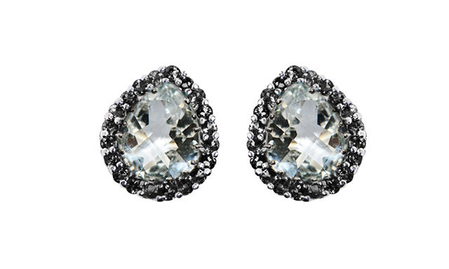 ANZIE EARRINGS: We love the versatility of these Canadian-made crystal earrings by Montreal-based jewelry brand Anzie. Wear them at the office with a sharp blazer or paired with a gown for a glamorous holiday gala. ($650, HoltRenfrew.ca; check with the store for availability)