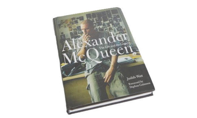 ALEXANDER MCQUEEN: THE LIFE AND LEGACY BY JUDITH WATT: The industry grieved at the loss of Alexander McQueen in 2010, but his legacy lives on in this beautifully written biography of the celebrated fashion designer. (Indigo.ca, $25.00)