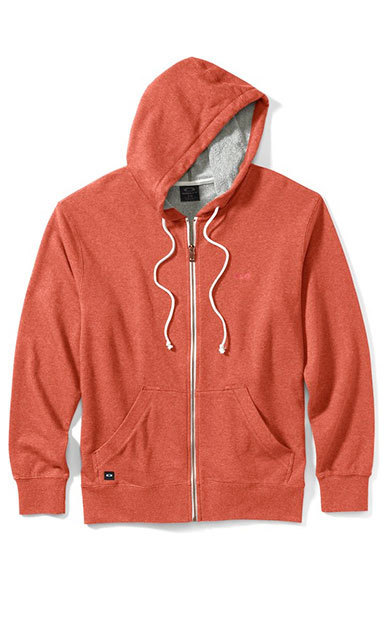 OAKLEY PENNYCROSS 2.0 HOODIE: Style meets comfort with the Oakley Pennycross 2.0 hoodie, which is extra warm for hitting the slopes and comes in a variety of cool colours. (Oakley.com, $65)