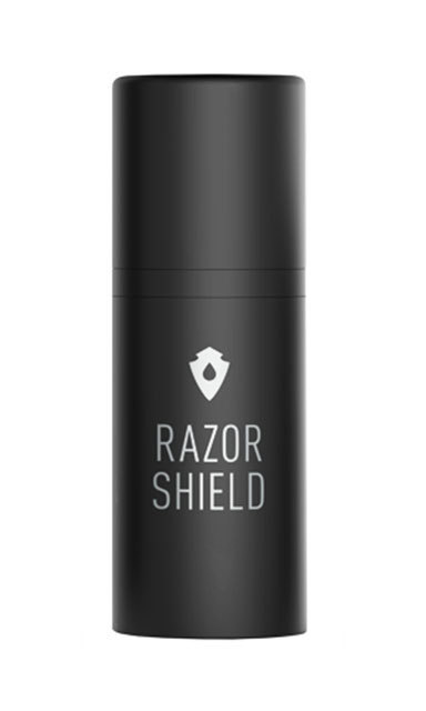 HYD FOR MEN RAZOR SHIELD: Extend the life of his favourite razor with this gel that protects against both oxidization and calcification. ($18, Hydformen.com)