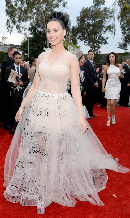 Katy Perry in Maison Valentino Couture