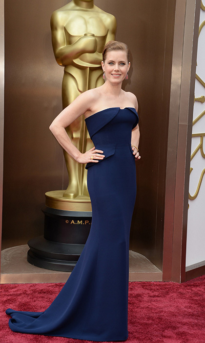 Amy Adams in Gucci Couture