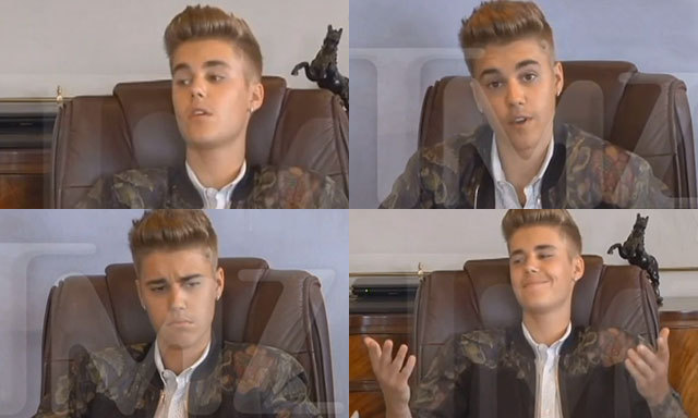 VIDEO: Justin Bieber's heated deposition video released