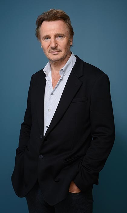 One of Hollywood's hottest stars over 50, Liam Neeson is like a fine wine (or a strong ale); he gets better with age. (Photo by Larry Busacca/Getty Images)