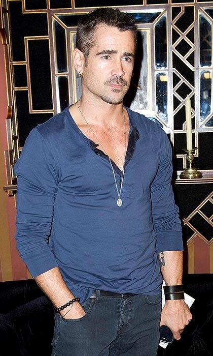 Everyone loves a bad boy, especially one as handsome as Colin Farrell. True, the <i>Total Recall</i> star has had his fair share of personal turmoil and legal battles in the past, but this former troublemaker seems to have reformed. (Photo by Kristy Sparow/Getty Images)