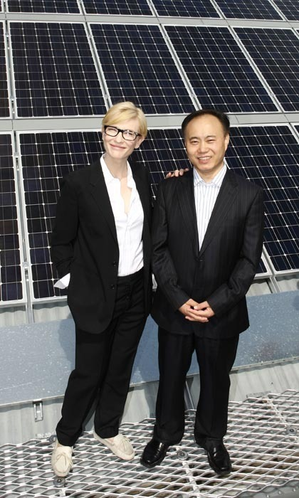 <h3>CATE BLANCHETT</h3>