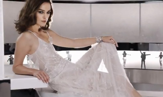 video keira knightley stars as a sultry bond girl in