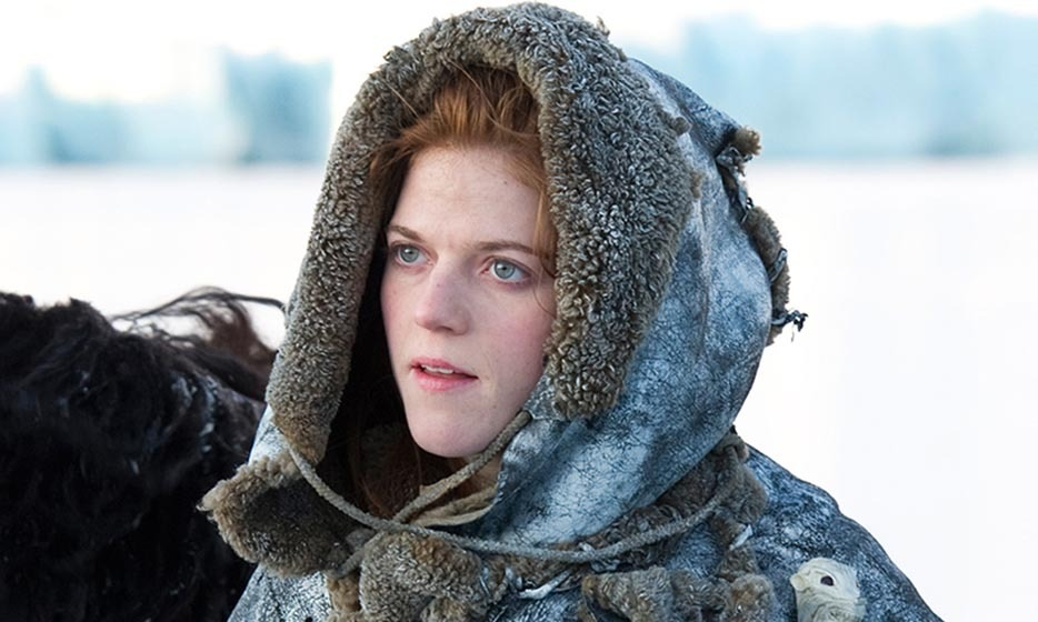 As a wildling, Ygritte has little interest in playing the girly girl. Her biggest fashion concern is keeping warm north of the wall, covering herself in warm pelts and furs.