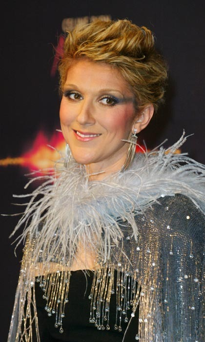Celine was all smiles after her opening night performance in Las Vegas, which garnered rave reviews. (Photo: © Getty)