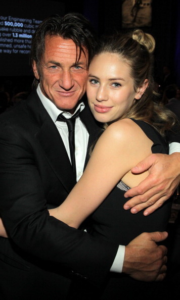 Sean Penn and Robin Wright's daughter, Dylan Penn, has signed with Premier Model Management and modelled for <em>Vogue</em>, <em>Tatler</em> and <em>Jalouse</em>, among others.