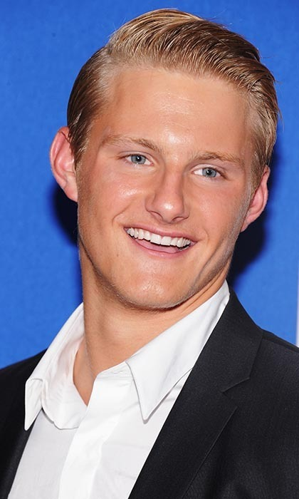 ALEXANDER LUDWIG, 22: The blond Vancouverite packed a punch in 'The Hunger Games' as a District 2 tribute and in the Navy SEAL thriller 'Lone Survivor'; now he's storming the small screen in 'Vikings.'  Photo: © Getty