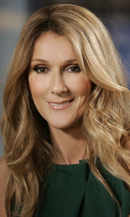 CELINE DION, 46: The superstar songstress from Charlemagne, Que. resumes her Las Vegas residency at Caesars Palace in June after taking time out to help husband René Angélil recover from throat surgery. Photo: © Getty